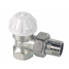 Zawór termostatyczny kątowy ½ Diamond