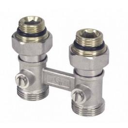 Przyłącze grzejnikowe proste 3/4x1/2 VKO Diamond