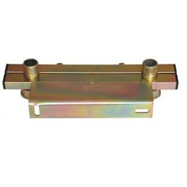 Konsola / stelaż gazomierza z kątownikiem 250mm